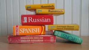 langues étrangères